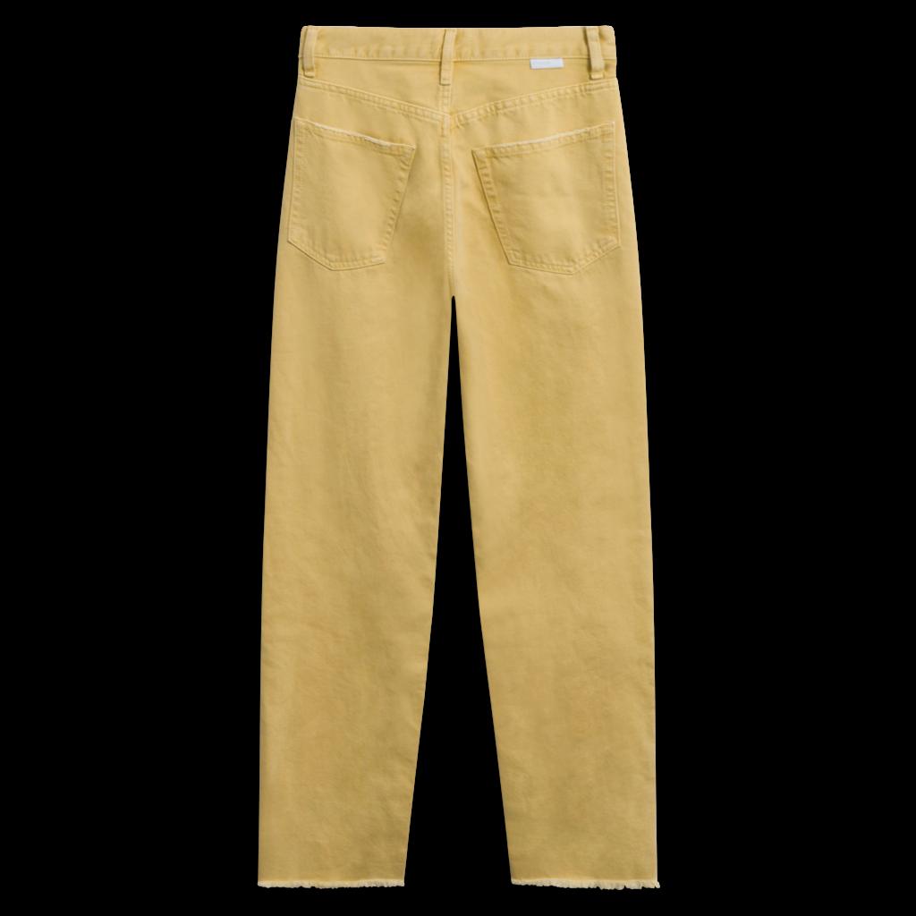 Boyish Jeans Toby High-Waisted Jeans - Honey