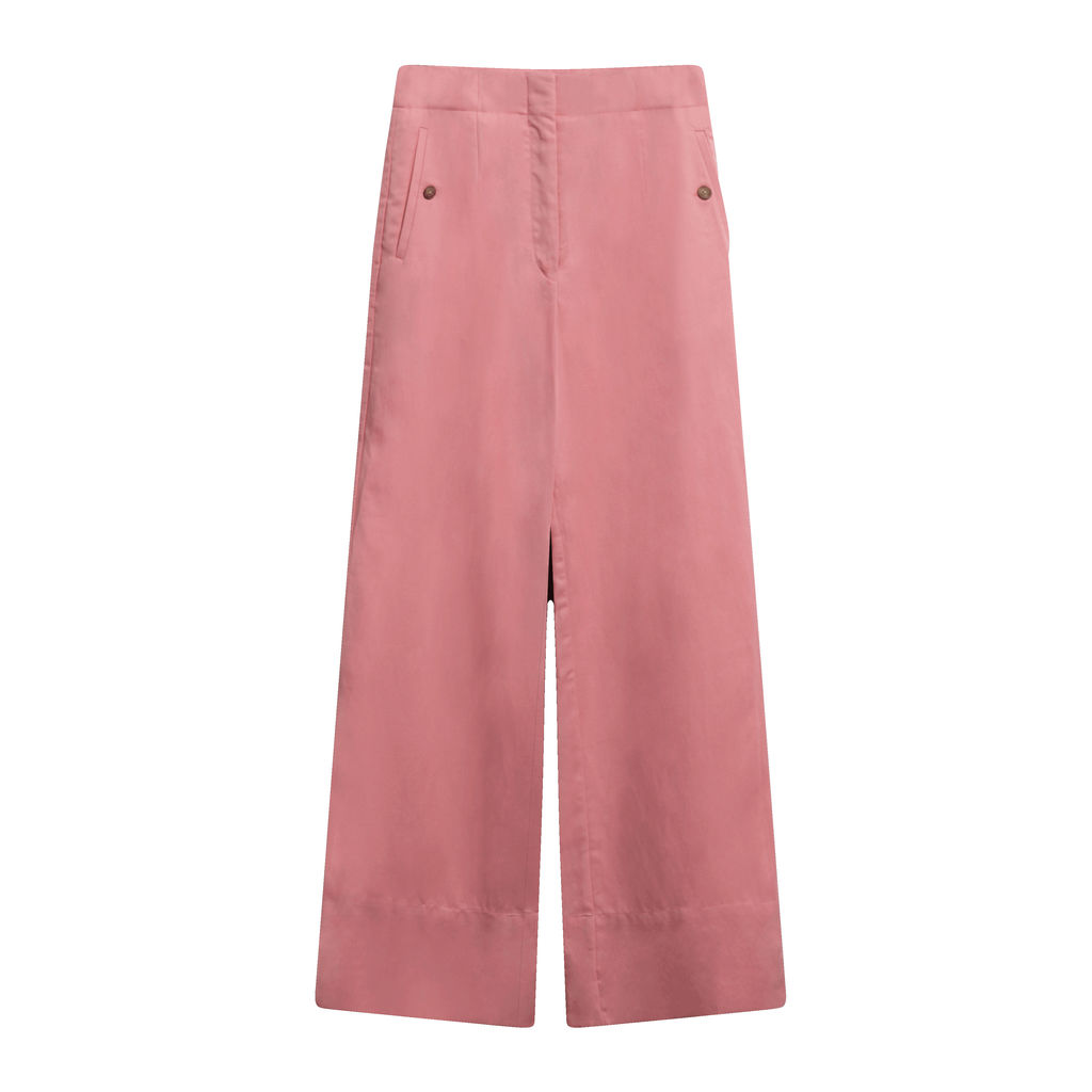 Fame and Partners Wide Leg Trouser