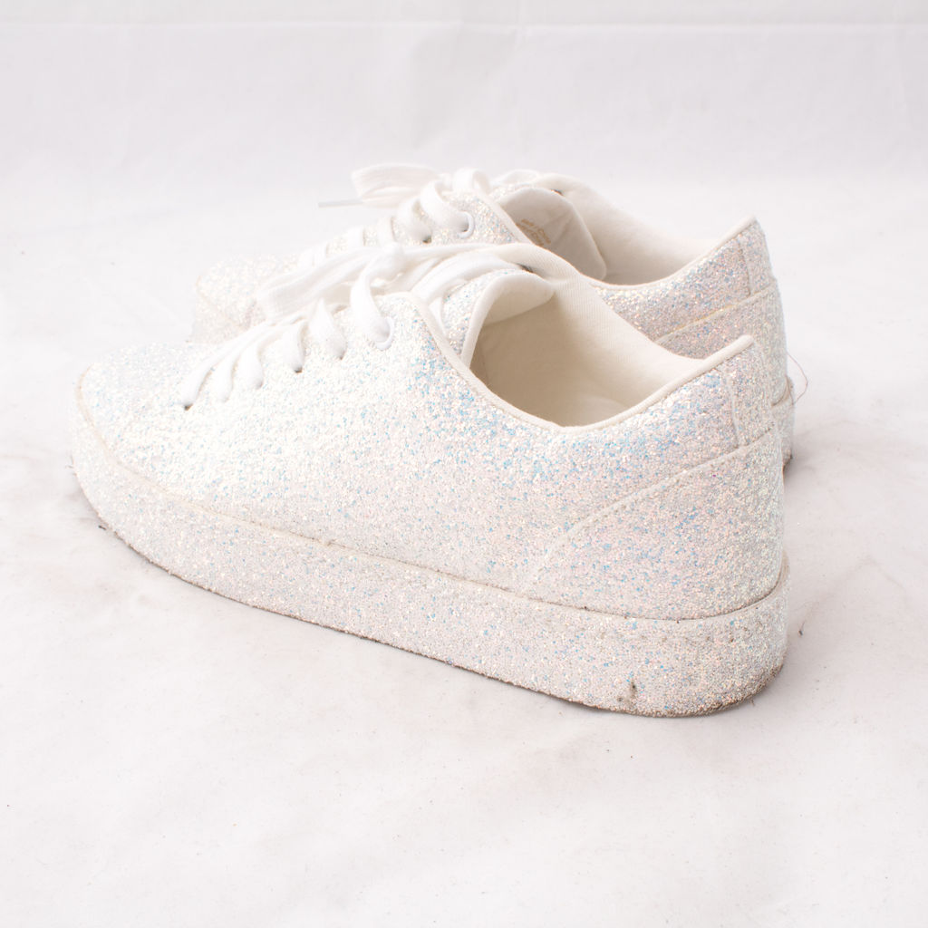 Aldo Glitter Sneakers