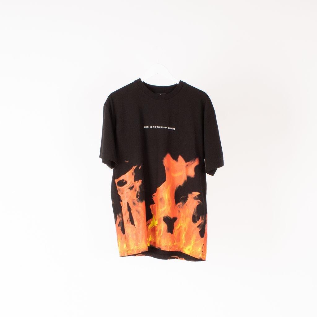 IHS Flames Tee