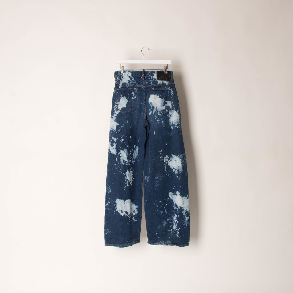 Dsquared2 Bleached Jazz Jean