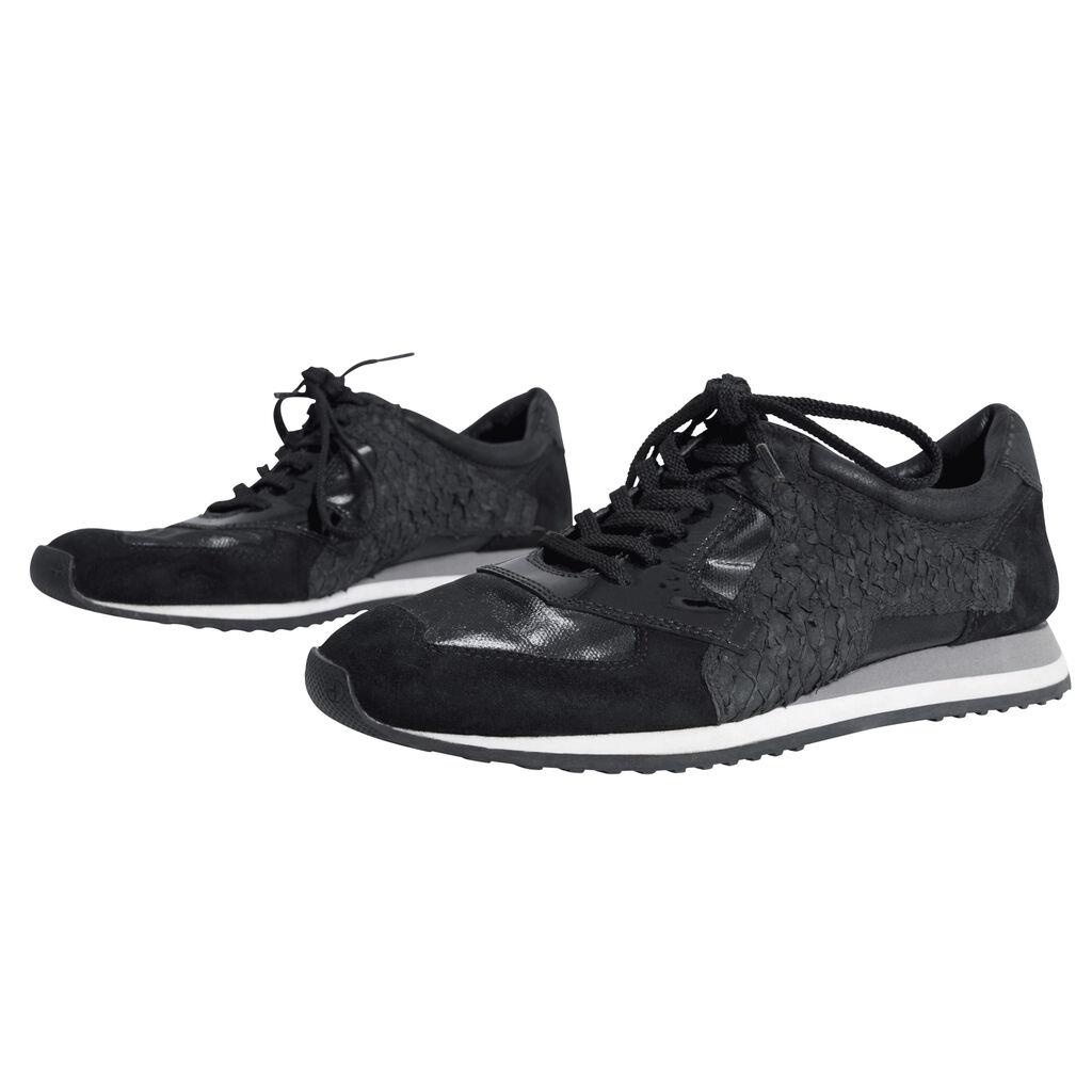Alexander Wang Black Sneakers