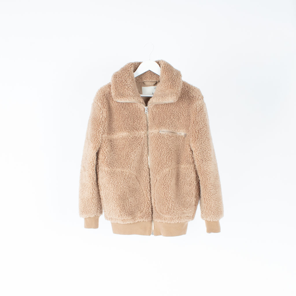 Wilfred Free Teddy Jacket