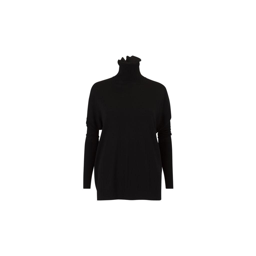 Acne Studios Delight Merino Wool Turtleneck Sweater