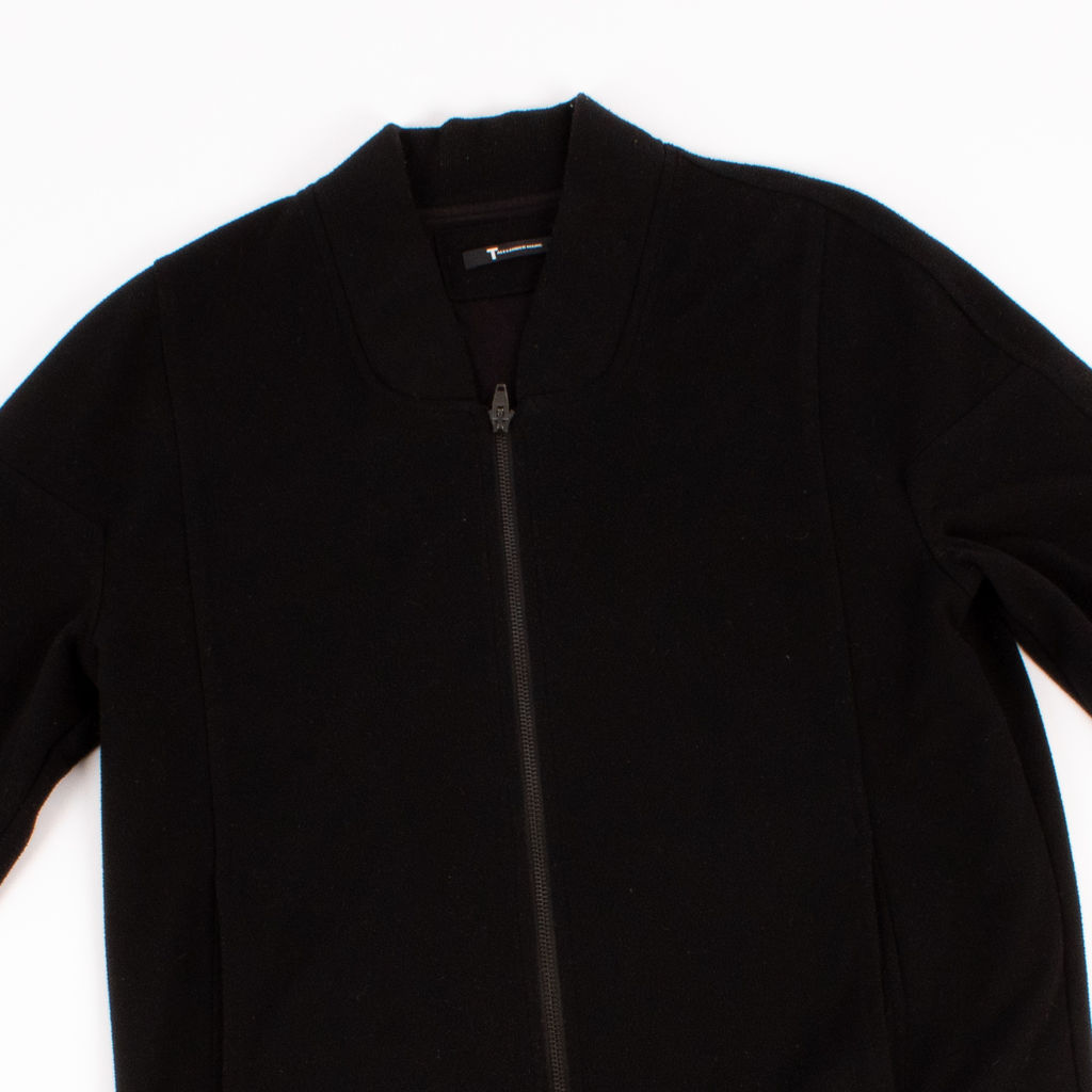 T by Alexander Wang Knit Bomber Jacket
