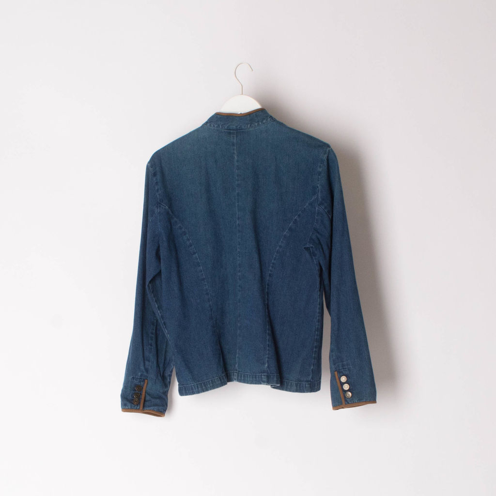 Vintage Talbots Denim Jacket