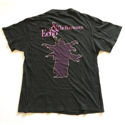 Vintage 80s Echo And The Bunnymen Band Promo Tour Concert Shirt  curated by Scott Hopkins