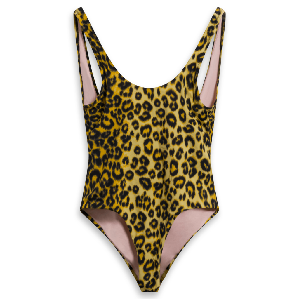 Les Girls Les Boys Leo Swimsuit