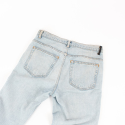 Alexander Wang Straight Leg Jeans curated by Steffi Kerson