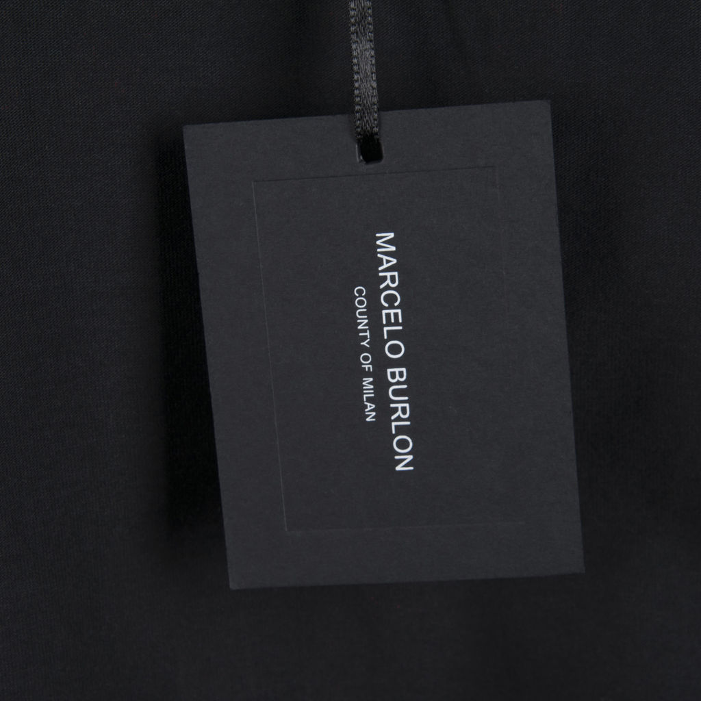 Marcelo Burlon- Staff Long Sleeve Tee