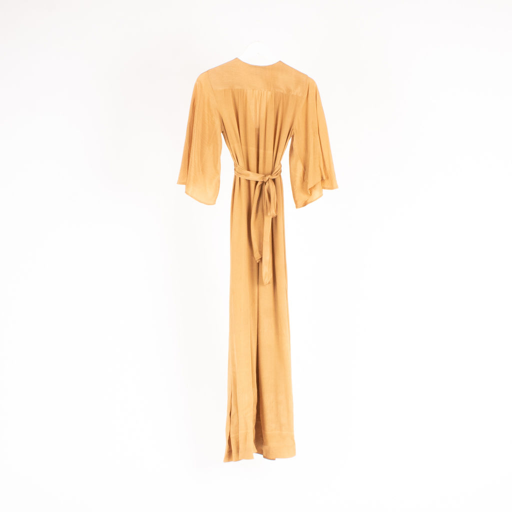 Hyesha Davar Vintage Maxi Dress