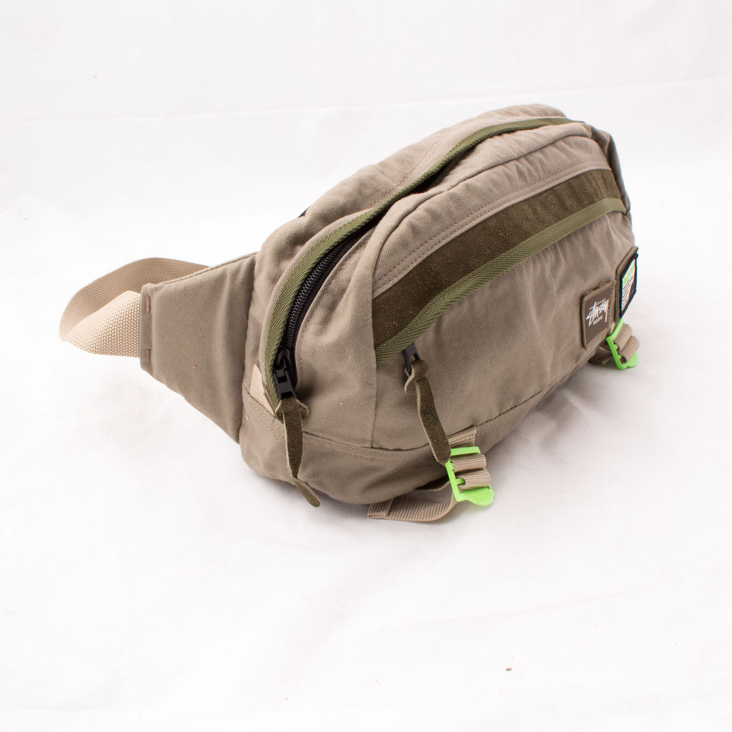 Stussy Deluxe x Master-Piece Small Pouch