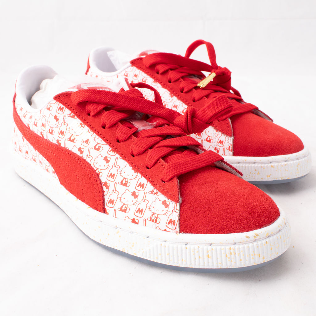 Puma x HELLO KITTY Suede Classic