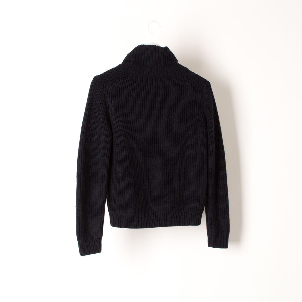 Babaton Atticus Wool Turtleneck