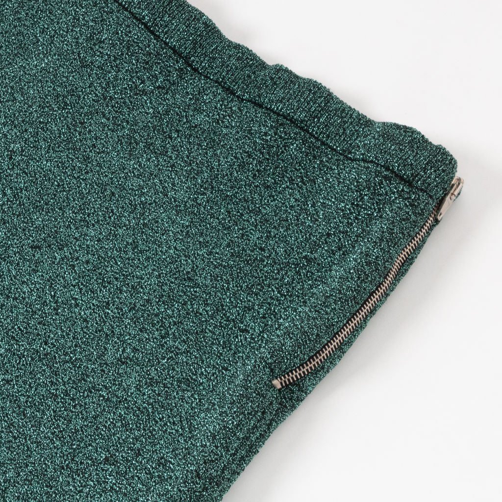 Alexander Wang Sparkle Knit Pencil Skirt
