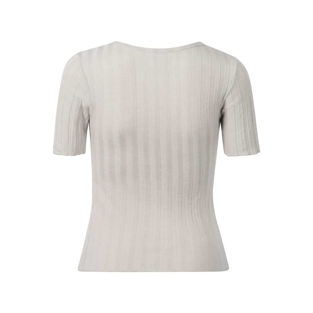 Simon Miller Ribbed Fitted Top