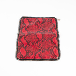 Stella McCartney Alter Snake Falabella Clutch curated by Samantha Jo Alonso