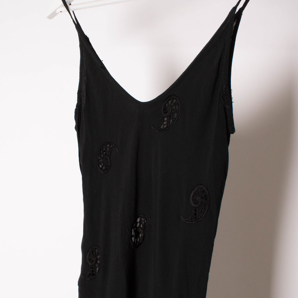 Ghost London Lace Slip Dress