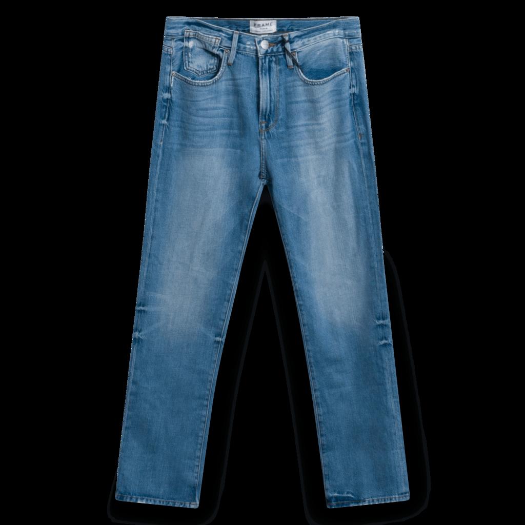 Frame Le Oversized Boyfriend Jeans