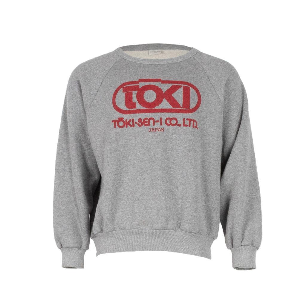 Dries Van Noten Hemingway Toki Label Crewneck Sweatshirt