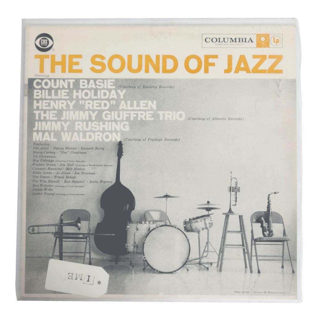 The Sound of Jazz Vinyl