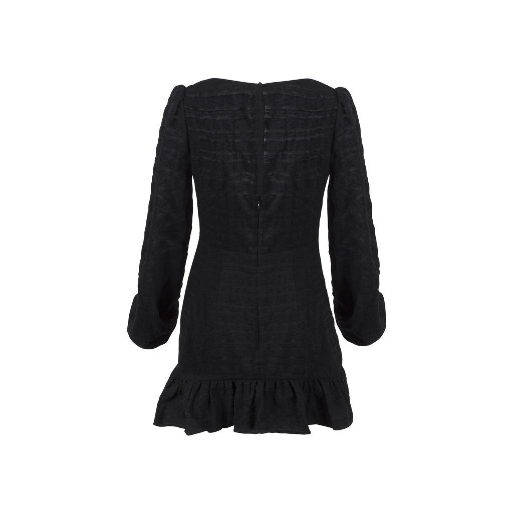 Finders Keepers Sofia Long Sleeve Dress