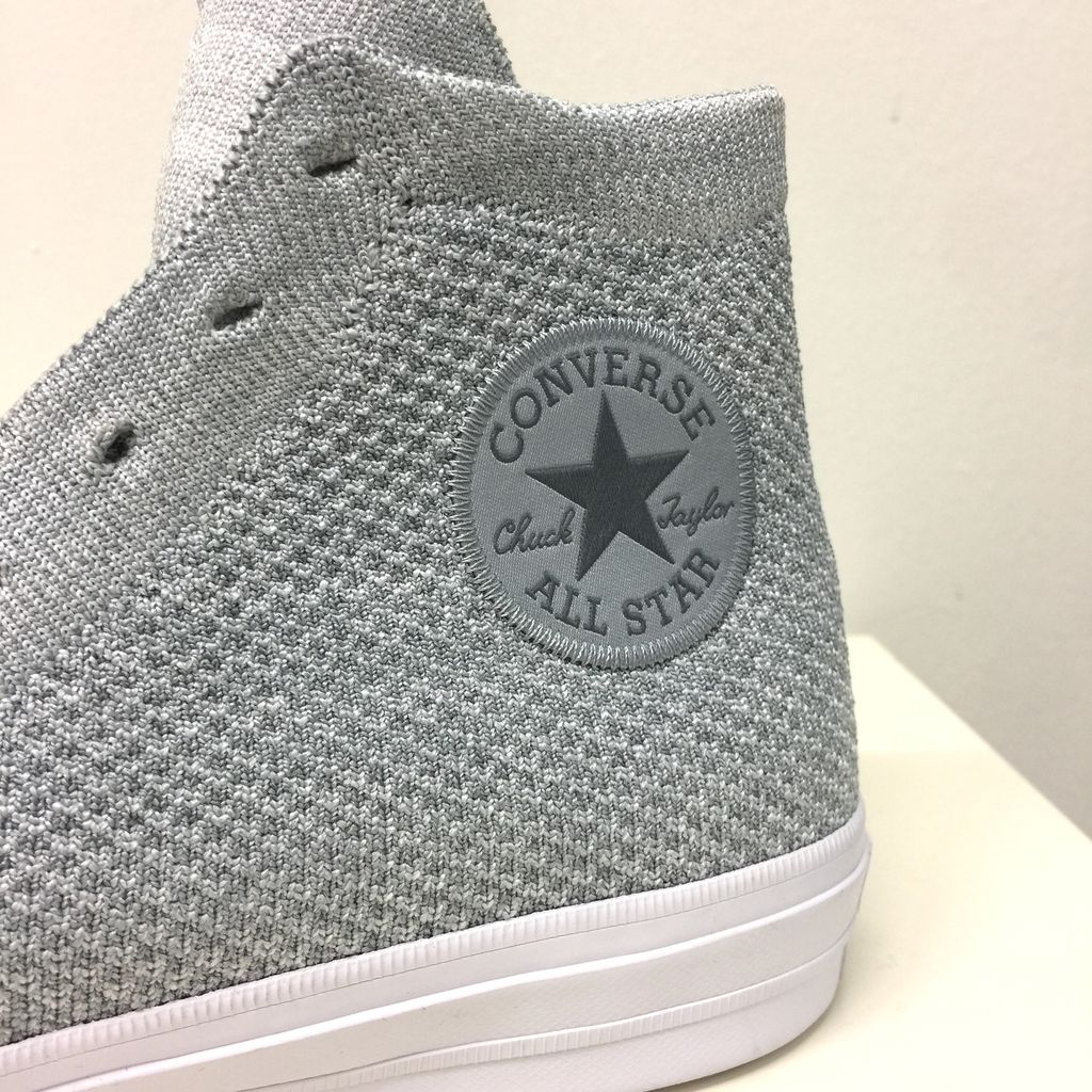 Converse Chuck Taylor All Star X Nike Flyknit curated by Aluna Francis