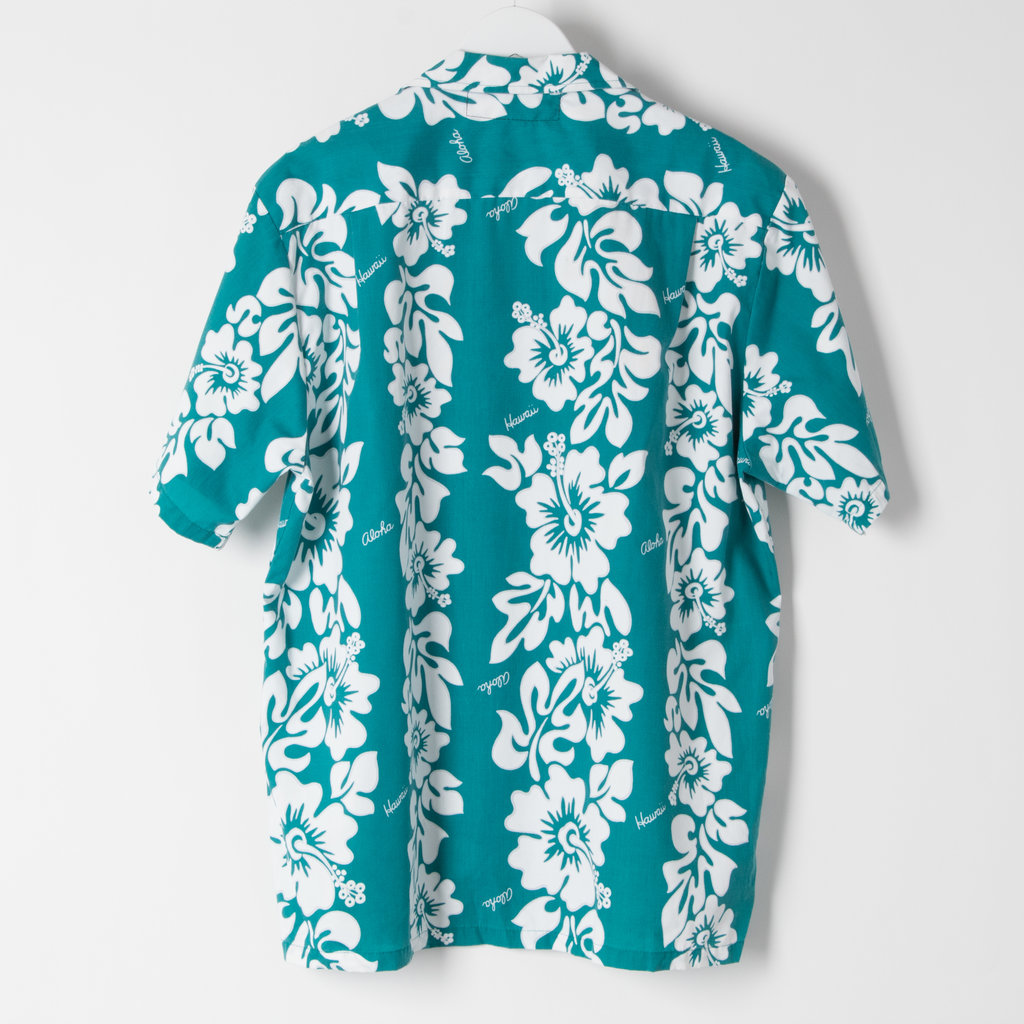Vintage Hawaiian Shirt curated by Sami Miro