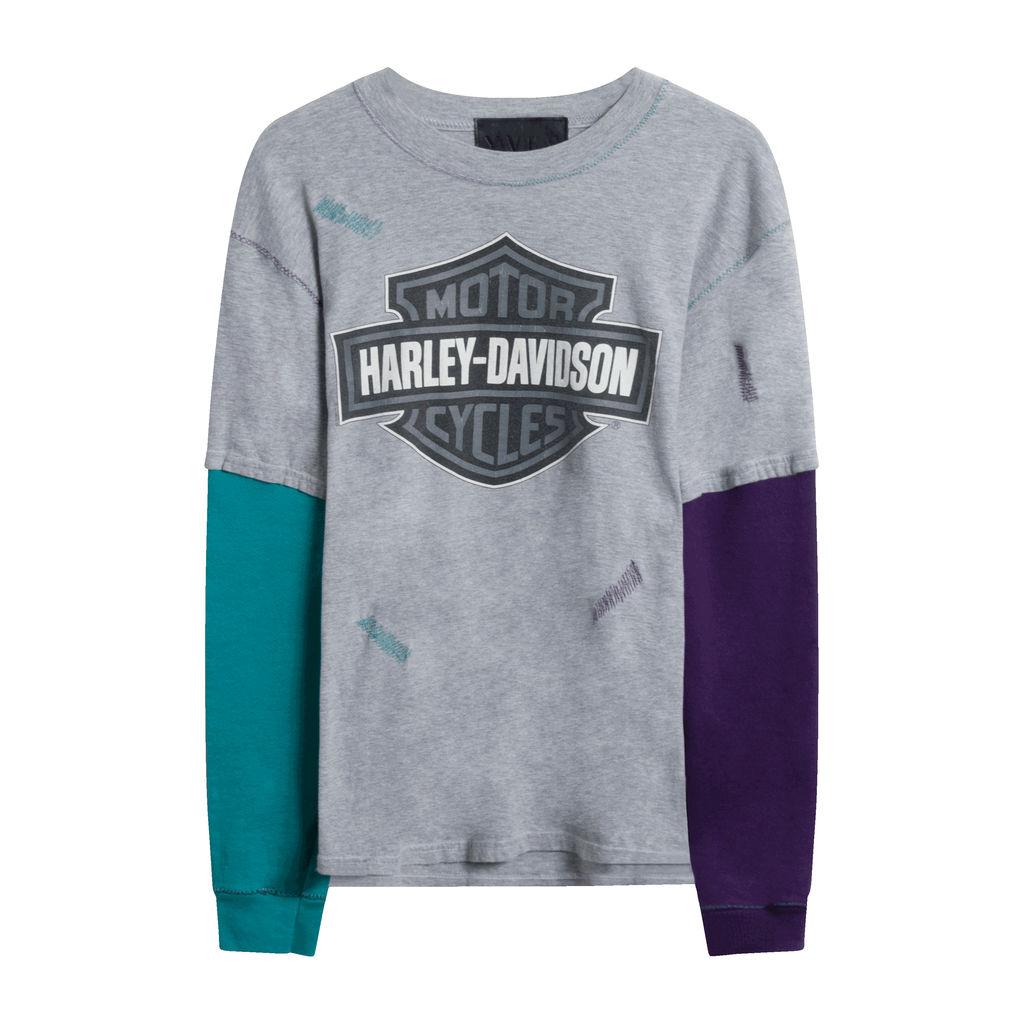 Yves x Harley-Davidson Long Sleeve