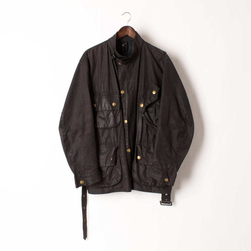 Barbour Waxed Canvas Beacon Jacket