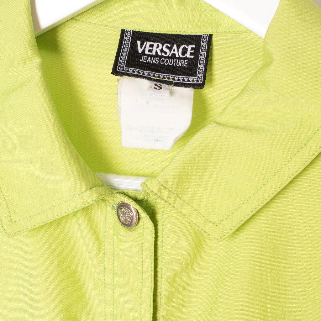 Vintage Versace Jeans Button Up