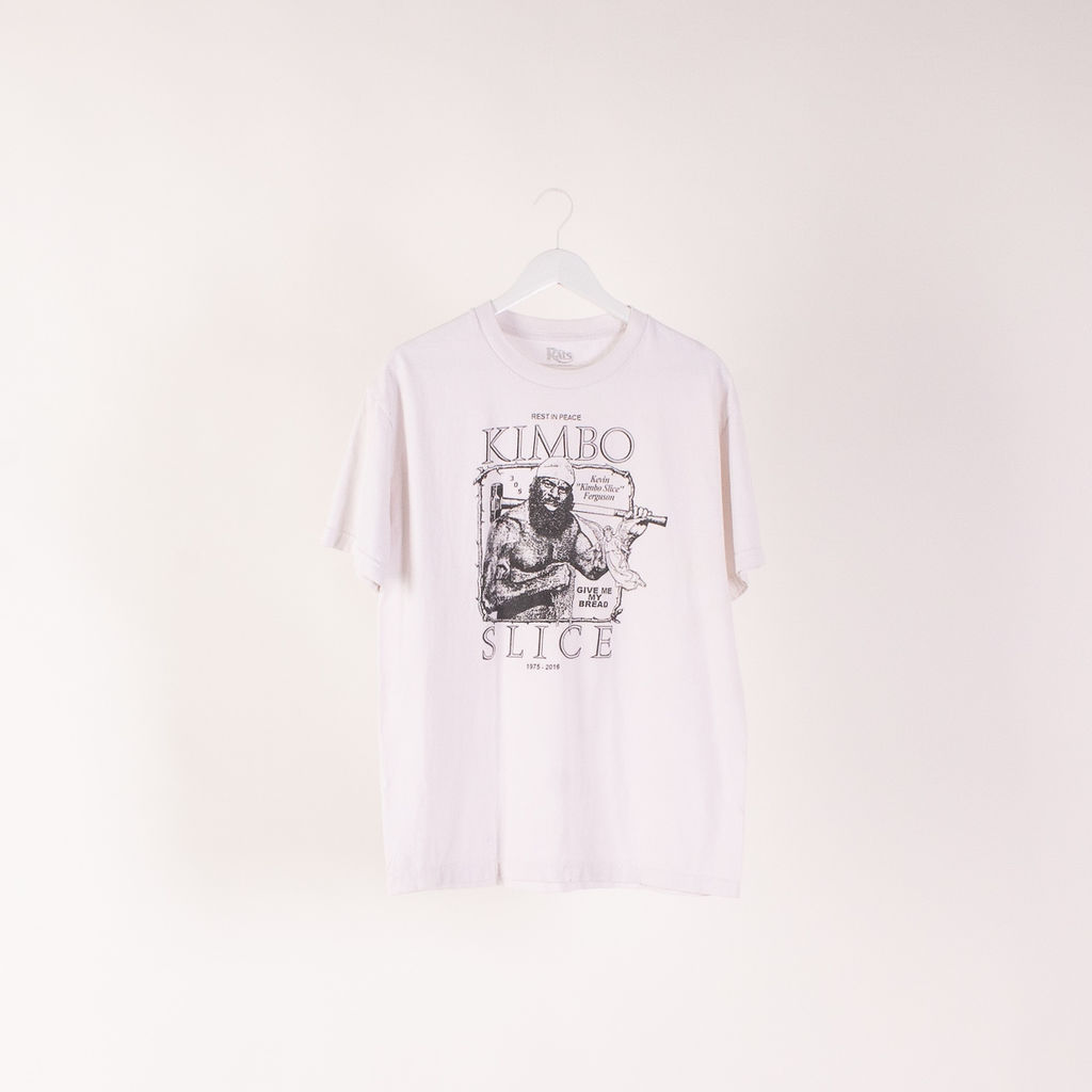 Stray Rats Kimbo Slice Memorial Tee