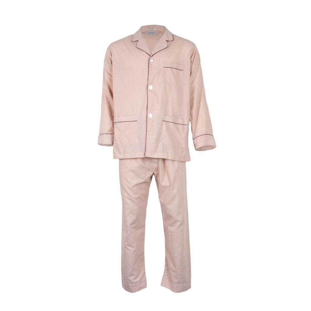 Vintage Christian Dior Monsieur Pajama Set