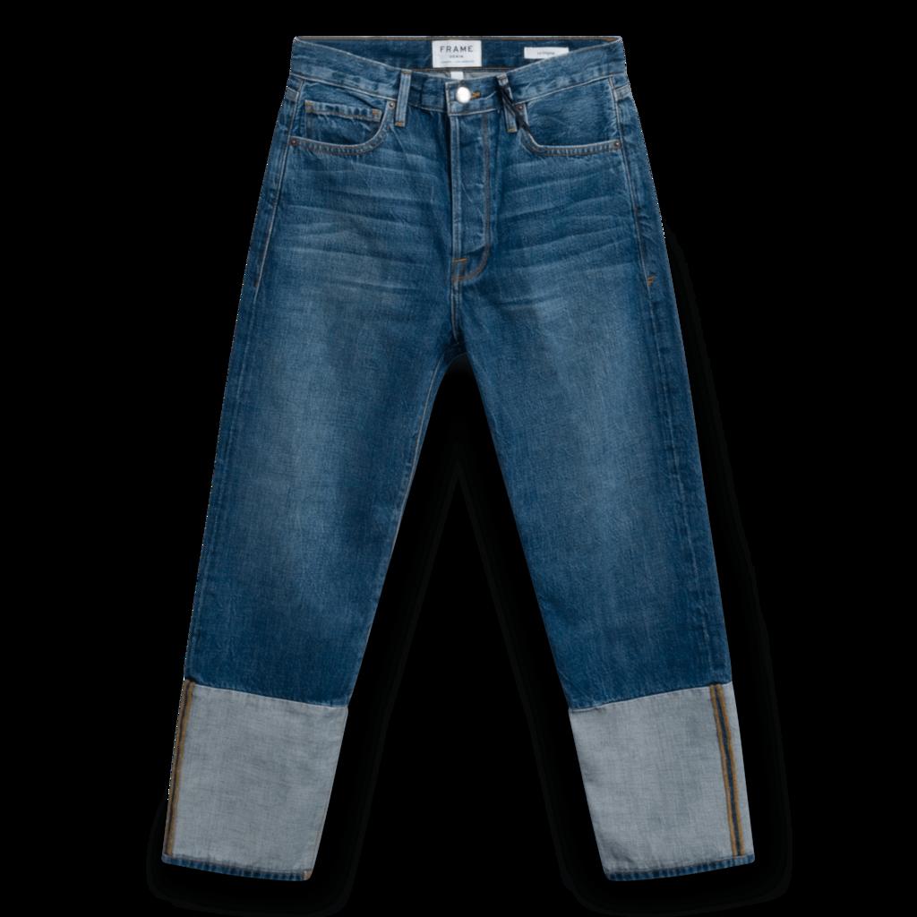 Frame Le Original Cuffed Jeans