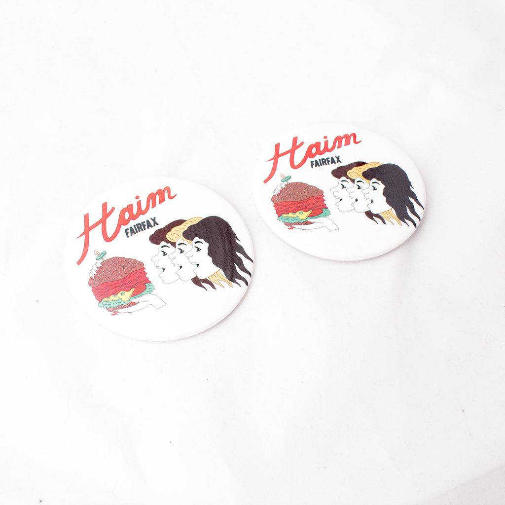 Haim Fairfax Vintage Pins