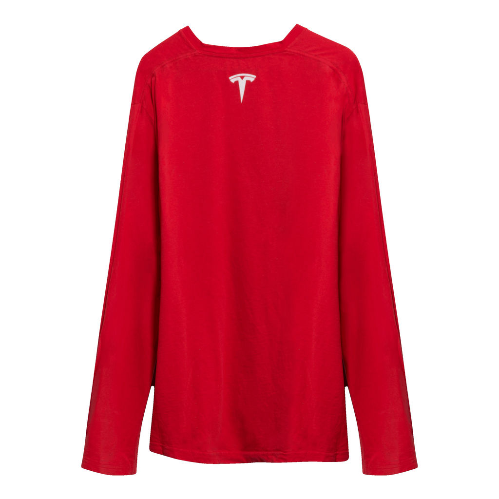 Tesla Long Sleeve Tee