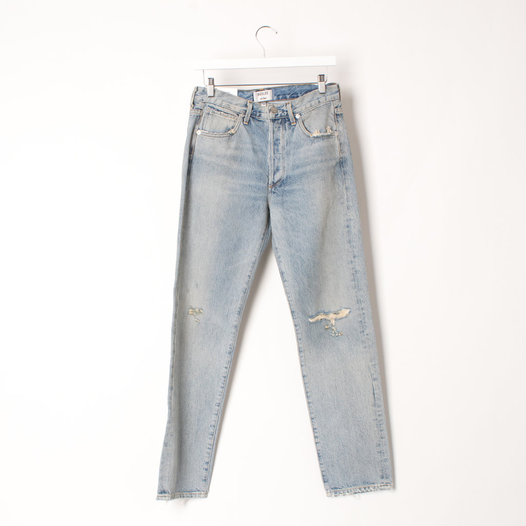 AGOLDE Straight Spirit Jean