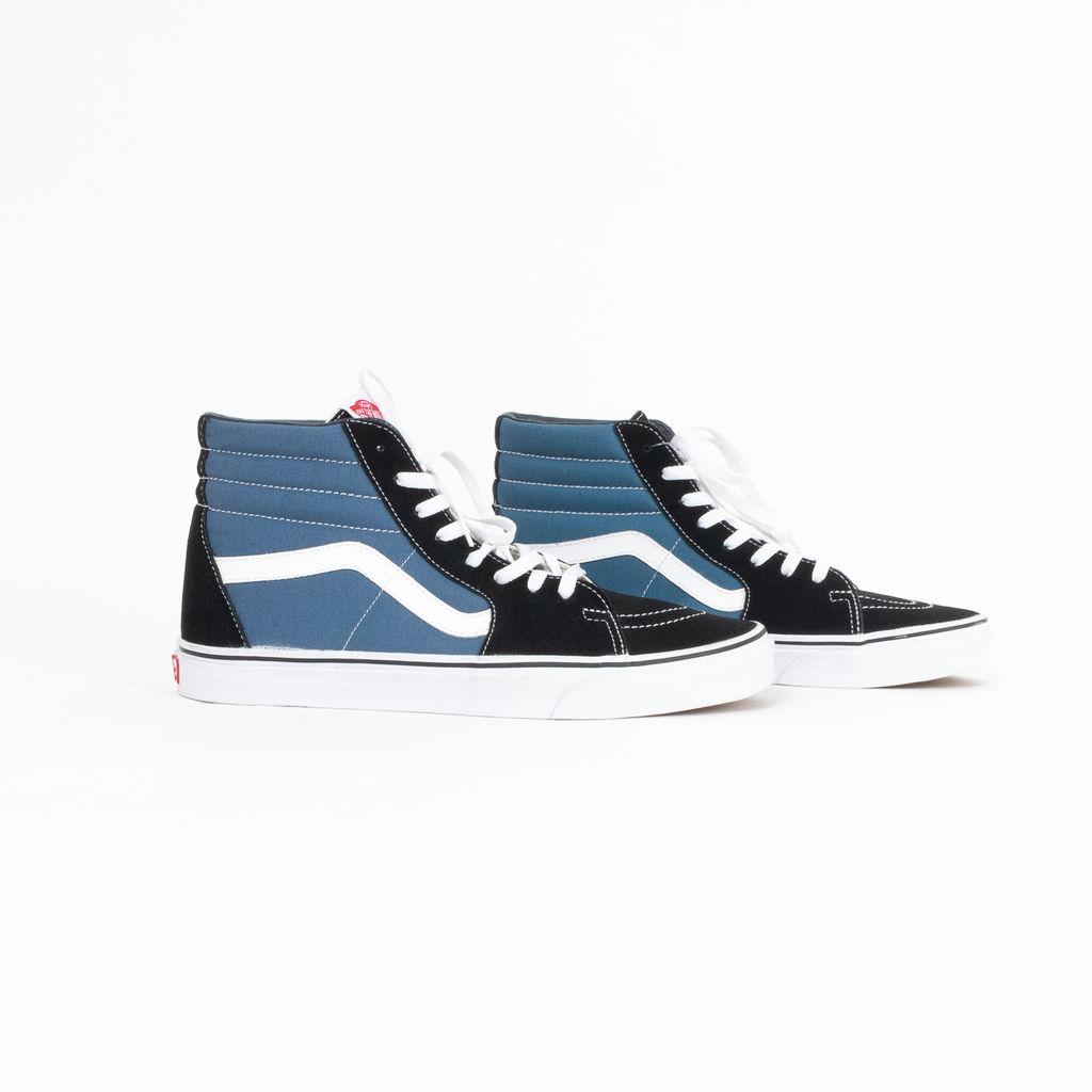 Vans Sk8-Hi High Tricolor Sneakers