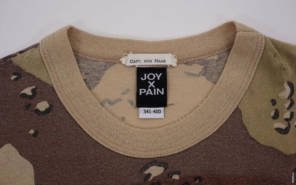 Sicko Joy x Pain 341 Of 400 Vintage Tee