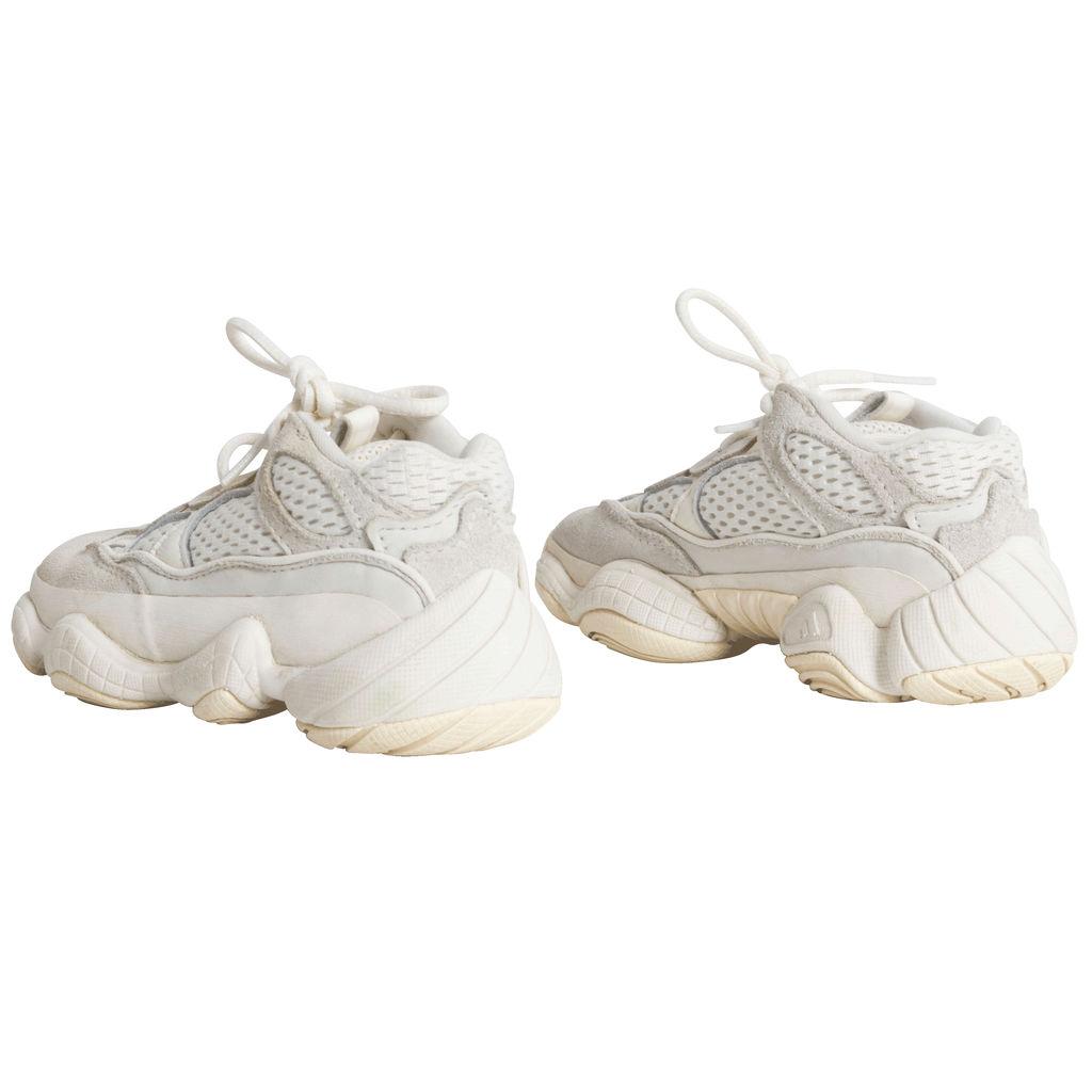 "Adidas Yeezy 500 ""Bone White"""