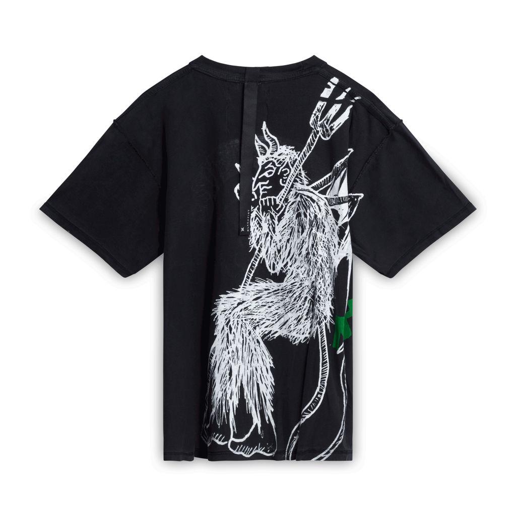 BLACKFIST Black Label Society Reversible T-Shirt