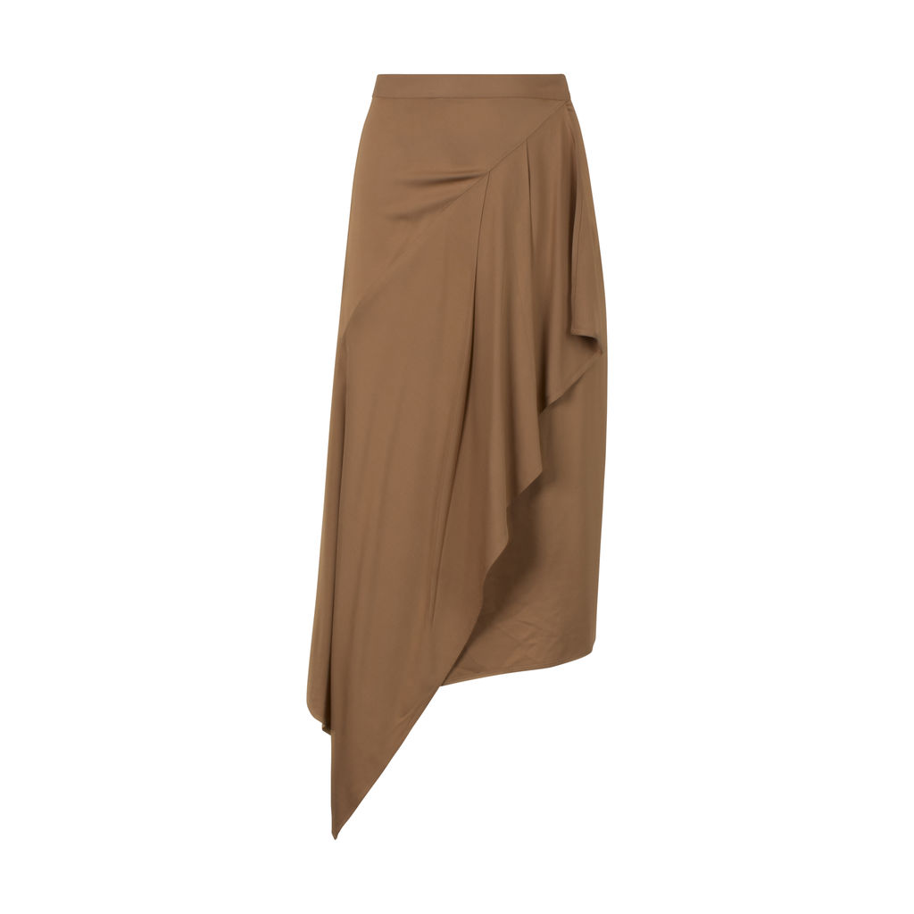 Rachel Comey Flux Layered Ruffle Skirt