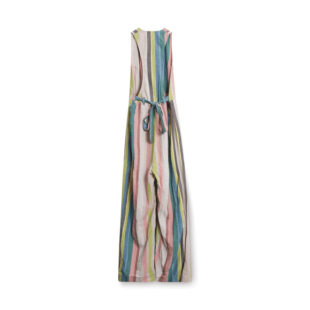 Free People My Kind of Women Jumpsuit - Multicolored