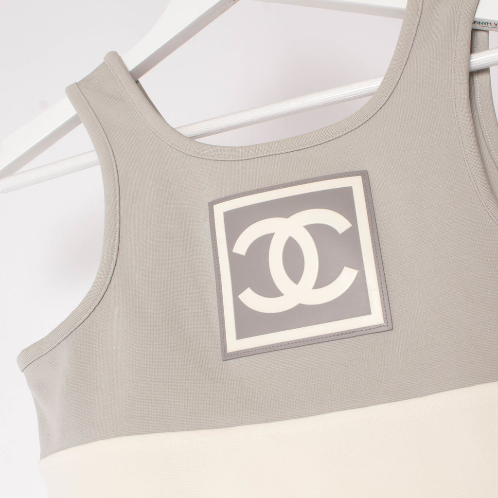 Chanel Sleeveless Athletic Top curated by Emily Oberg