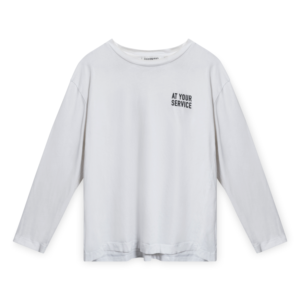 Essentiel Antwerp At Your Service Long Sleeve T-Shirt