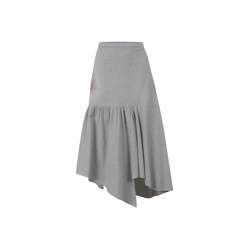 Rachel Comey Midi Striped Skirt