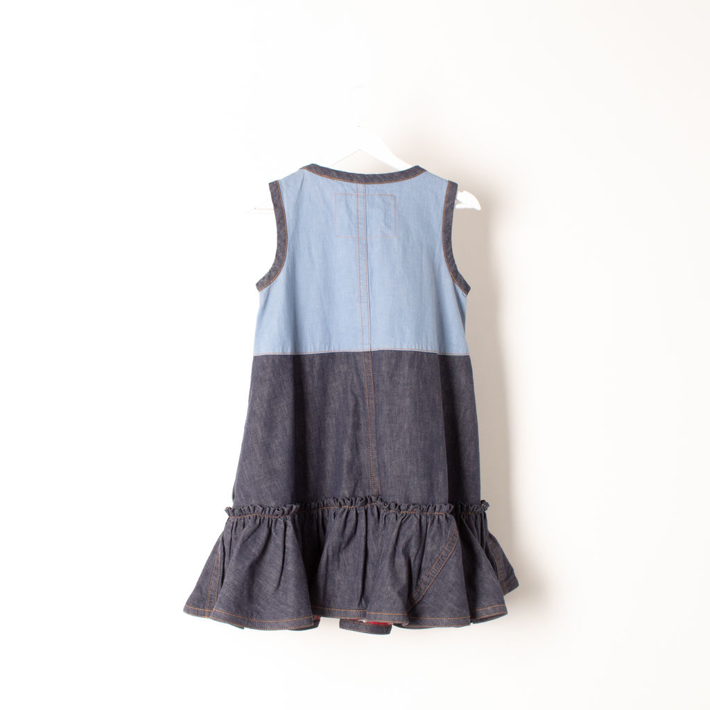 Vintage Marc Jacobs Peplum Dress curated by Cailin Russo