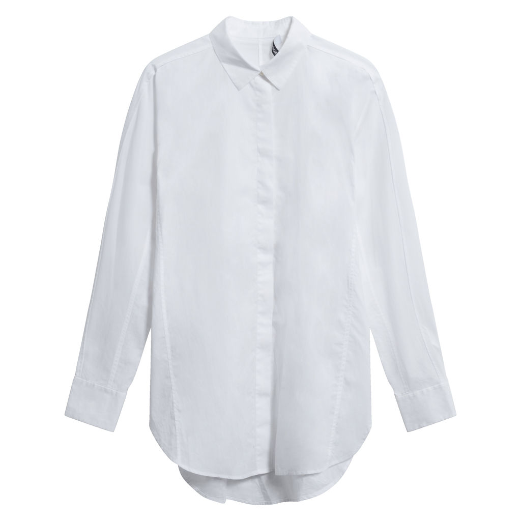 Thakoon Oversized Poplin Shirt