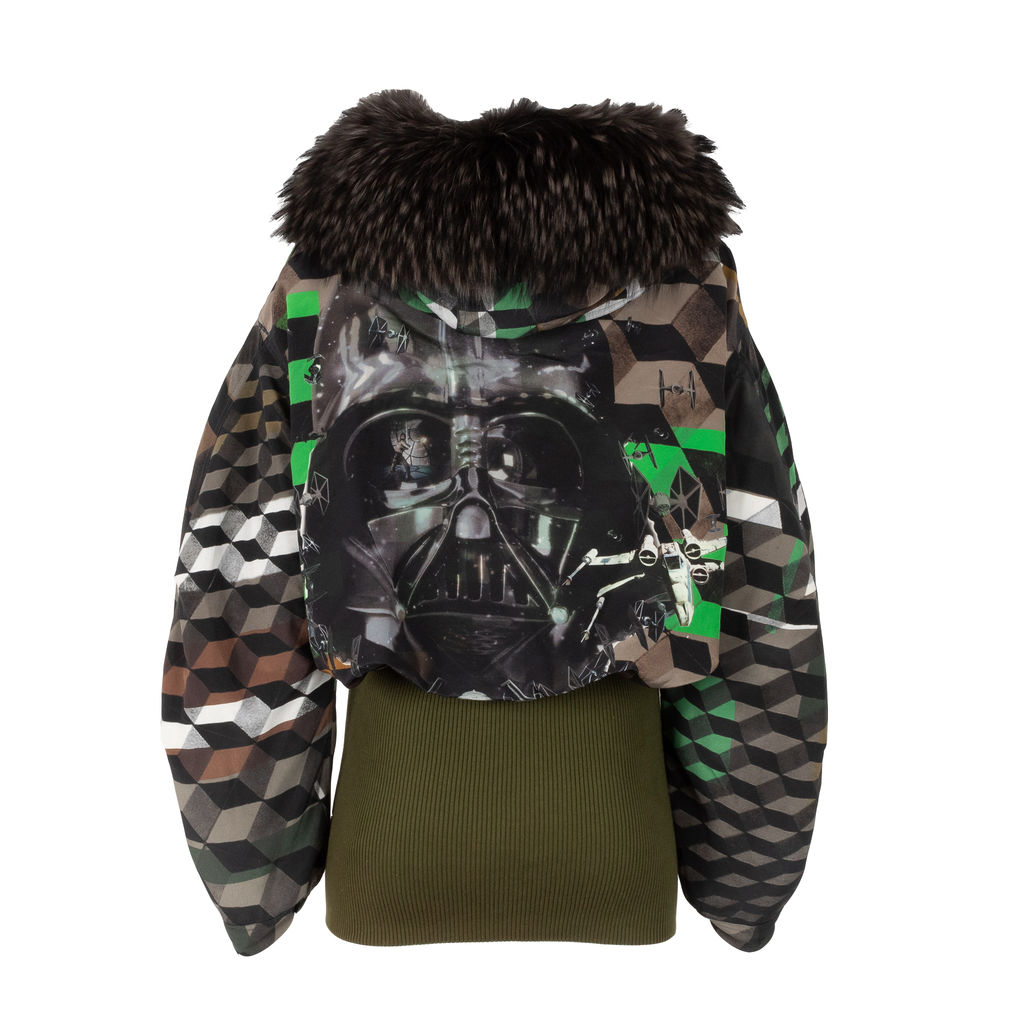 Preen by Thornton Bregazzi Star Wars Bomber Jacket