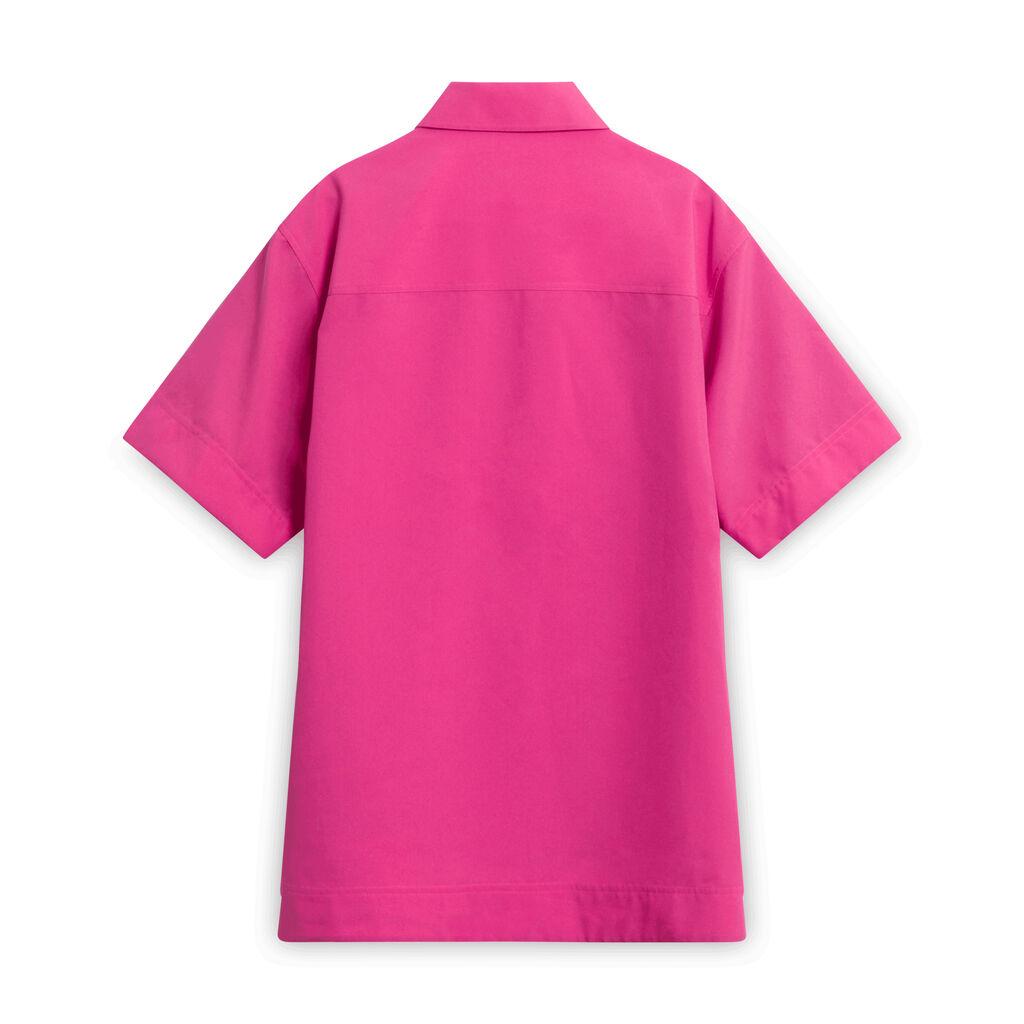 Calvin Klein 205W39NYC Pink Zip Top